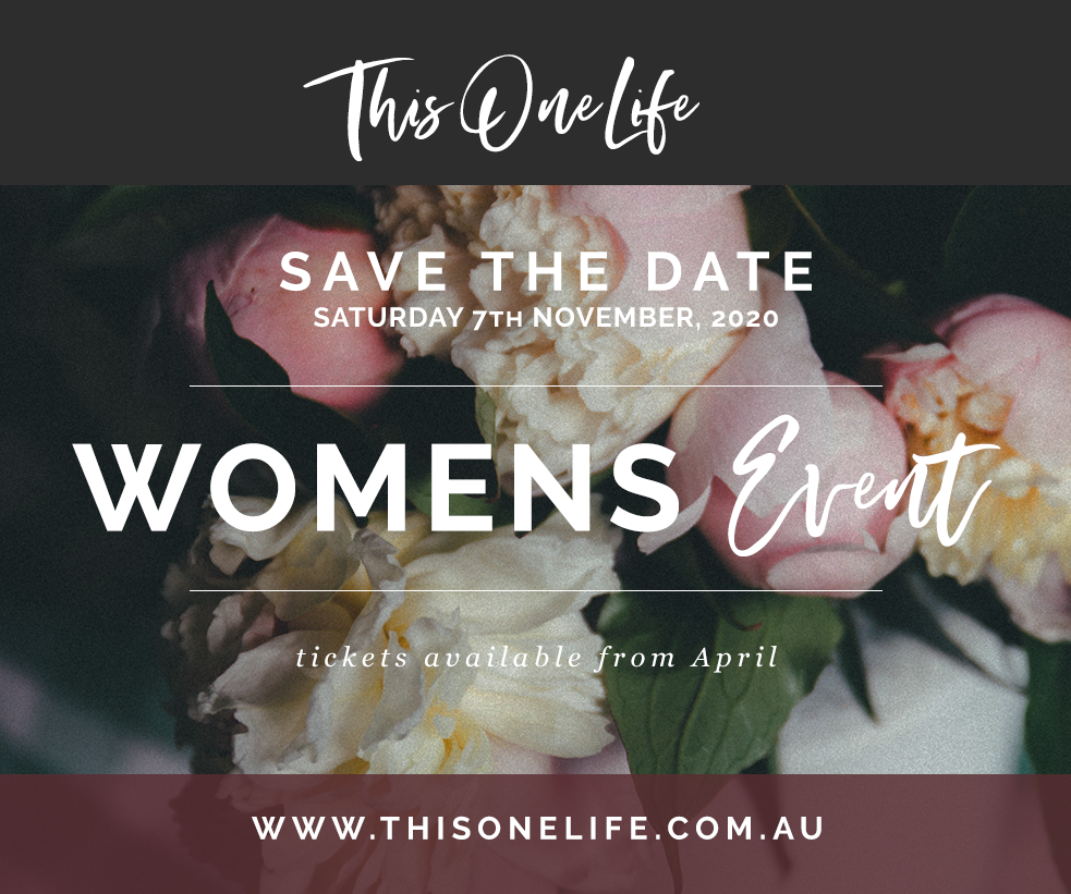 Womens Conference Save the Date